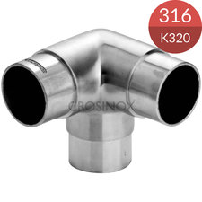 3-Sprong 60.3 x 2.0 mm, RVS316